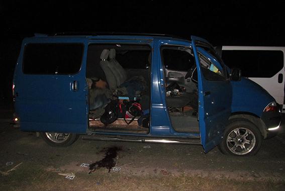 Під Одесою підозрюваних у вбивстві затримували з боєм: відео