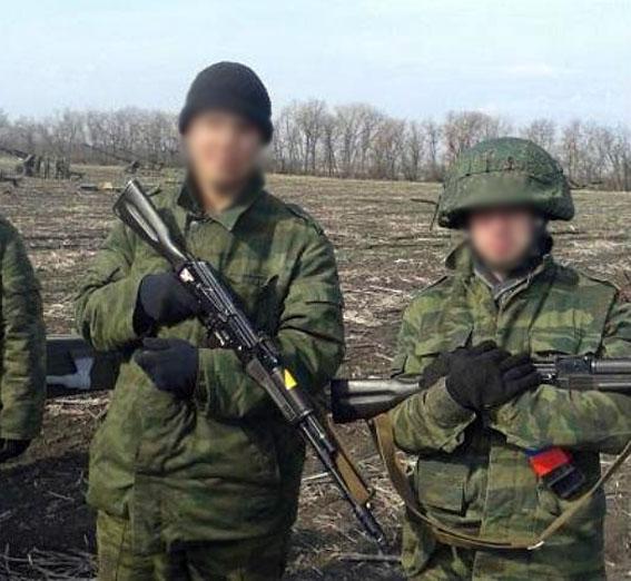 В Дружковке задержан террорист ДНР, воевавший в Дебальцево: фото