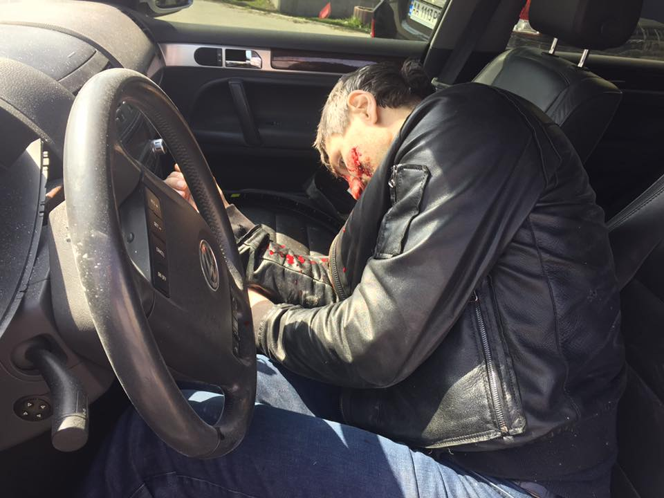 В Печерском районе Киева застрелили предпринимателя