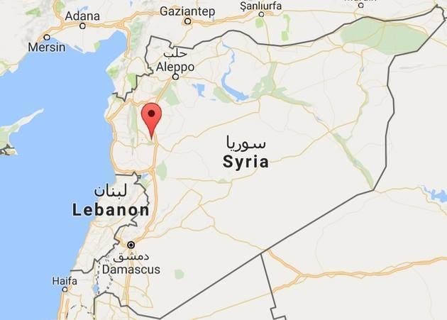 В Сирии повстанцы уничтожили российский вертолет: видео