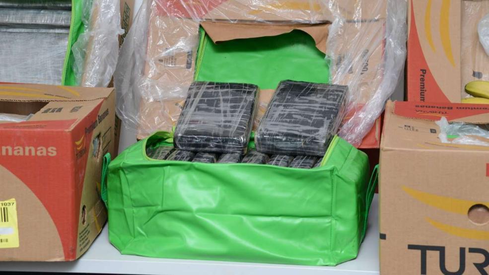 В Берлине 386 кг кокаина ошибочно доставили в супермаркеты: фото
