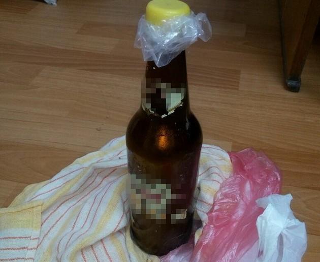 В Бахмуте полицейский продавал в пивной бутылке 7 кг ртути - СБУ