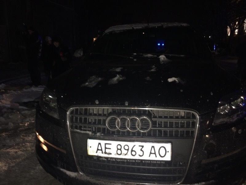 В Днепропетровске задержан начальник прокуратуры с крупной суммой