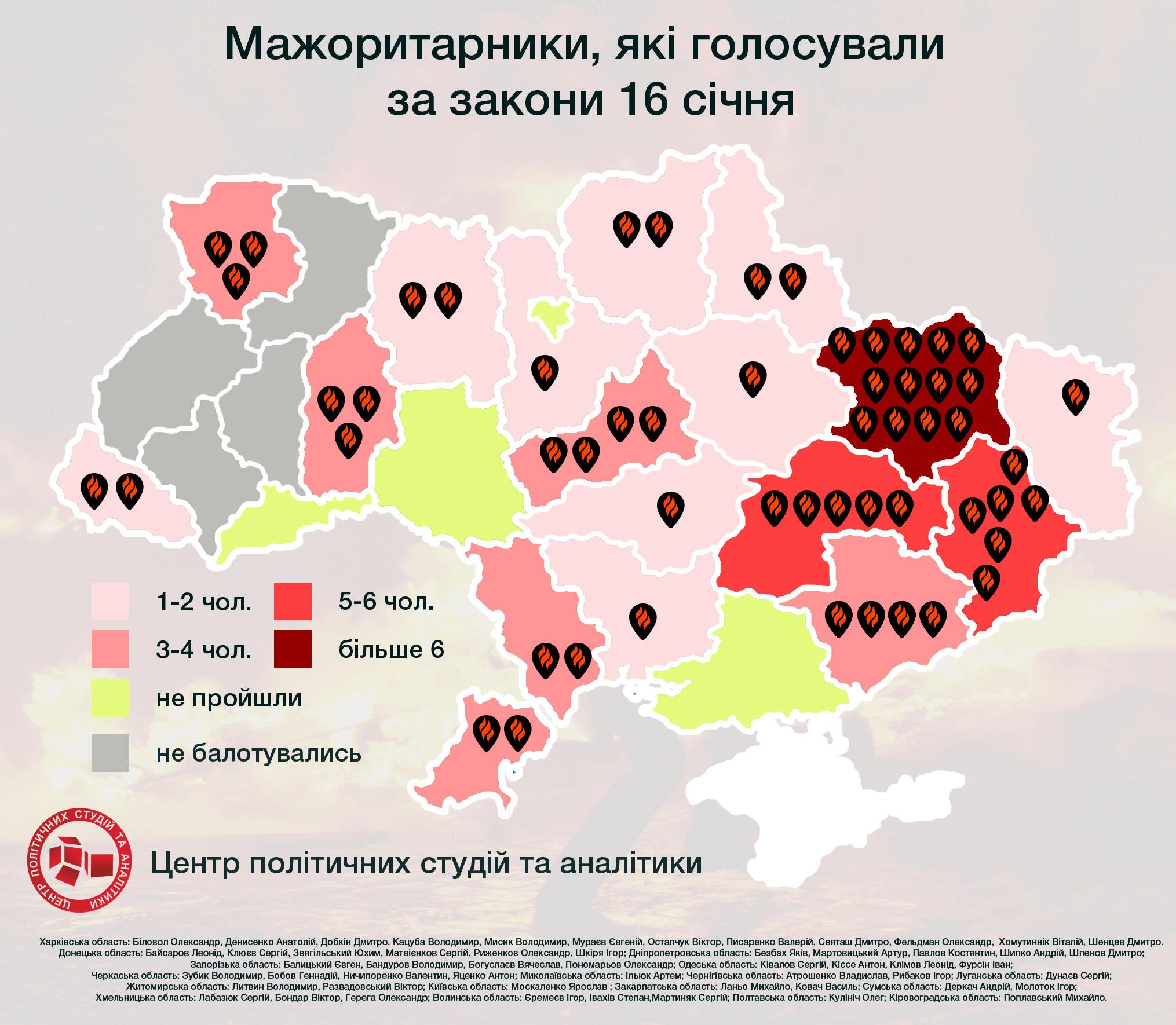 В Раду снова проходят 62 депутата, поддержавшие законы 16 января