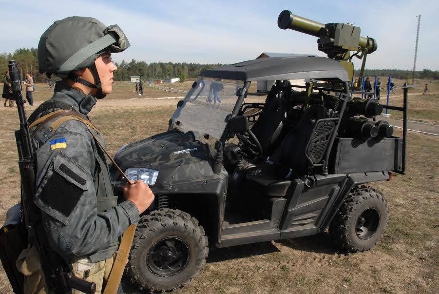В ВСУ поступил украинский аналог американских Javelin: фото
