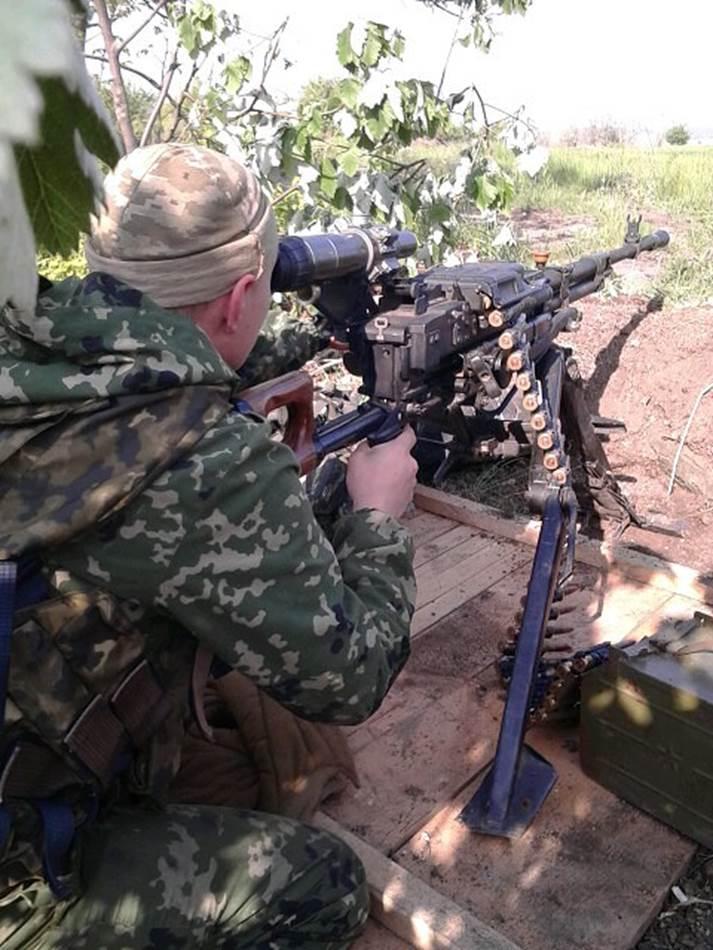 В Артемовске СБУ задержала 17-летнего боевика ДНР: фото, видео