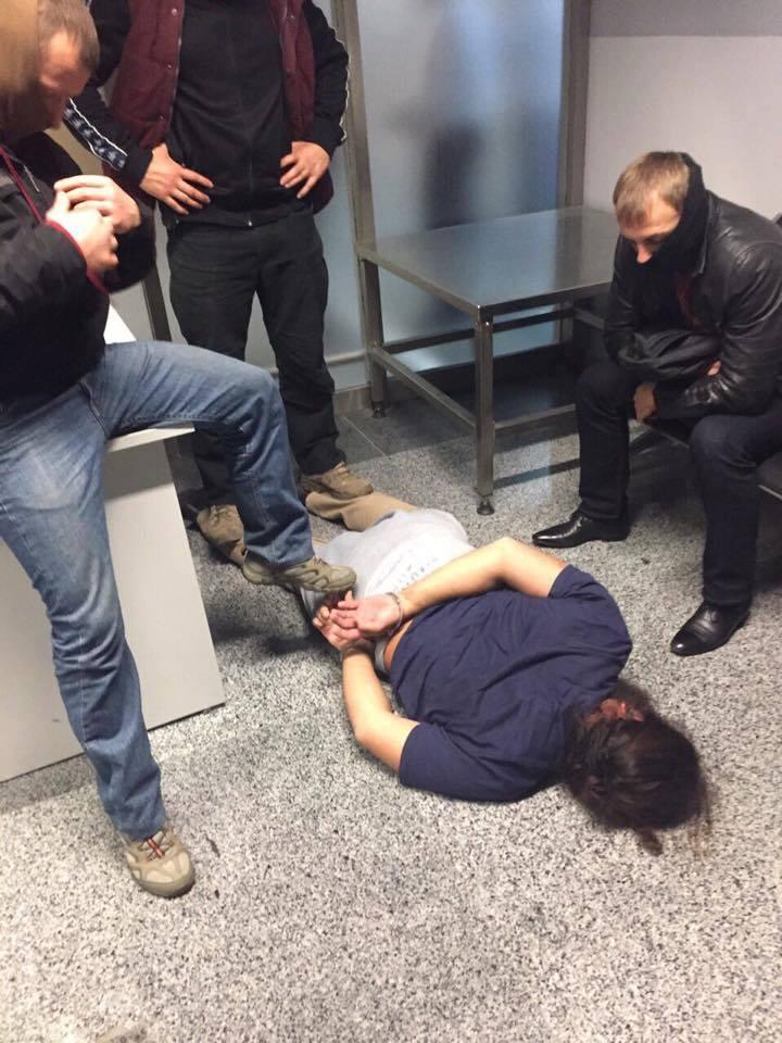 СБУ задержала Головореза из Бразилии, воевавшего за ДНР: видео