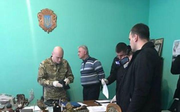 Генпрокуратура задержала завзятку служащего Пенитенциарной службы