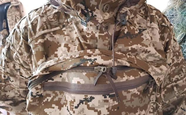 Спроектирован новый маскировочный костюм для снайперов ВСУ