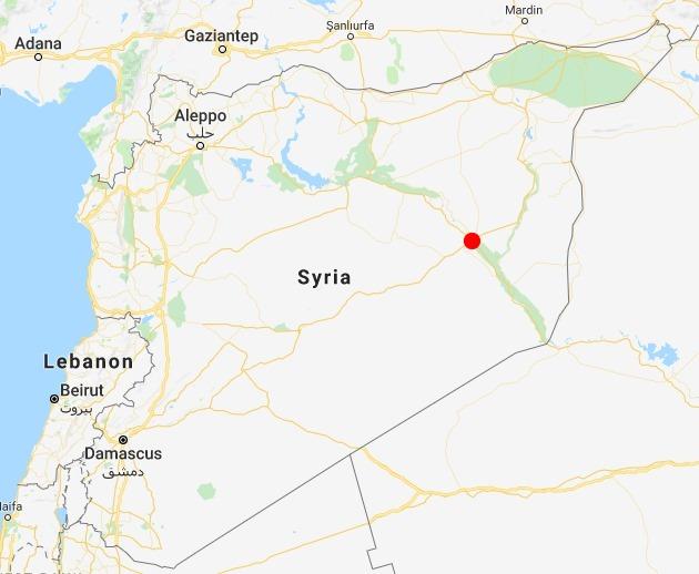 ВВС США разбомбили союзные Асаду войска в Сирии: более 100 убитых