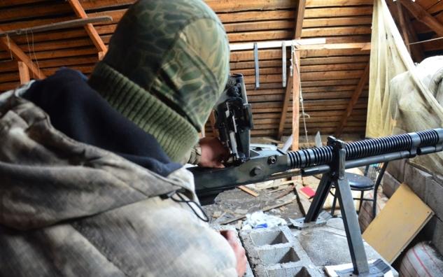 «Всыпали» оккупантам: появилось видео жесткой ответки морпехов наобстрелы вШирокино