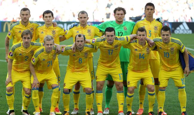 Втрачене покоління. П'ять причин фіаско України на Євро-2016