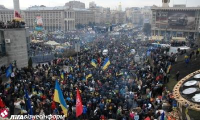 Евромайдан продолжается. Как в Киеве прошел День Гідності