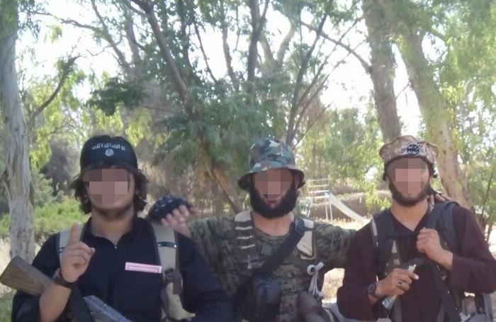 Заблокирован канал переправки боевиков ИГ через Украину: видео