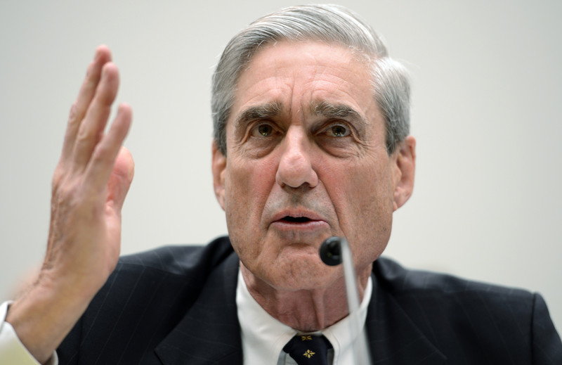 Спецпрокурор Роберт Мюллер (Фото EPA)