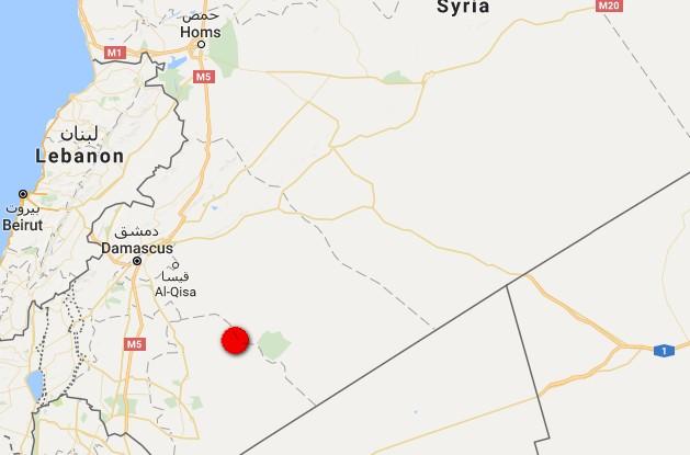 Повстанцы сбили самолет ВВС Сирии на границе зоны перемирия - СМИ
