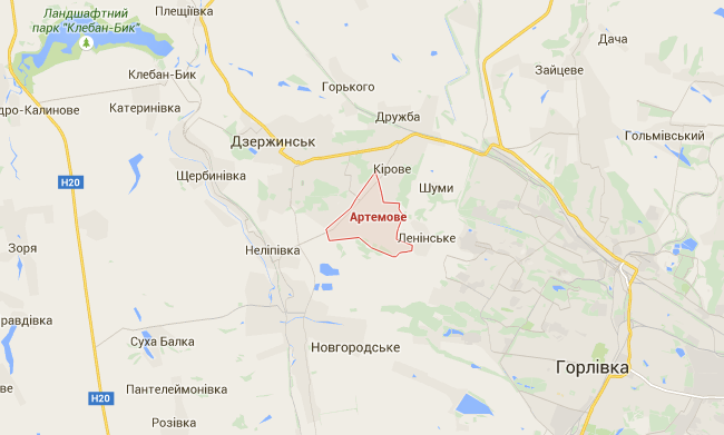 В Донецкой области ДРГ боевиков пыталась вскрыть оборону ВСУ