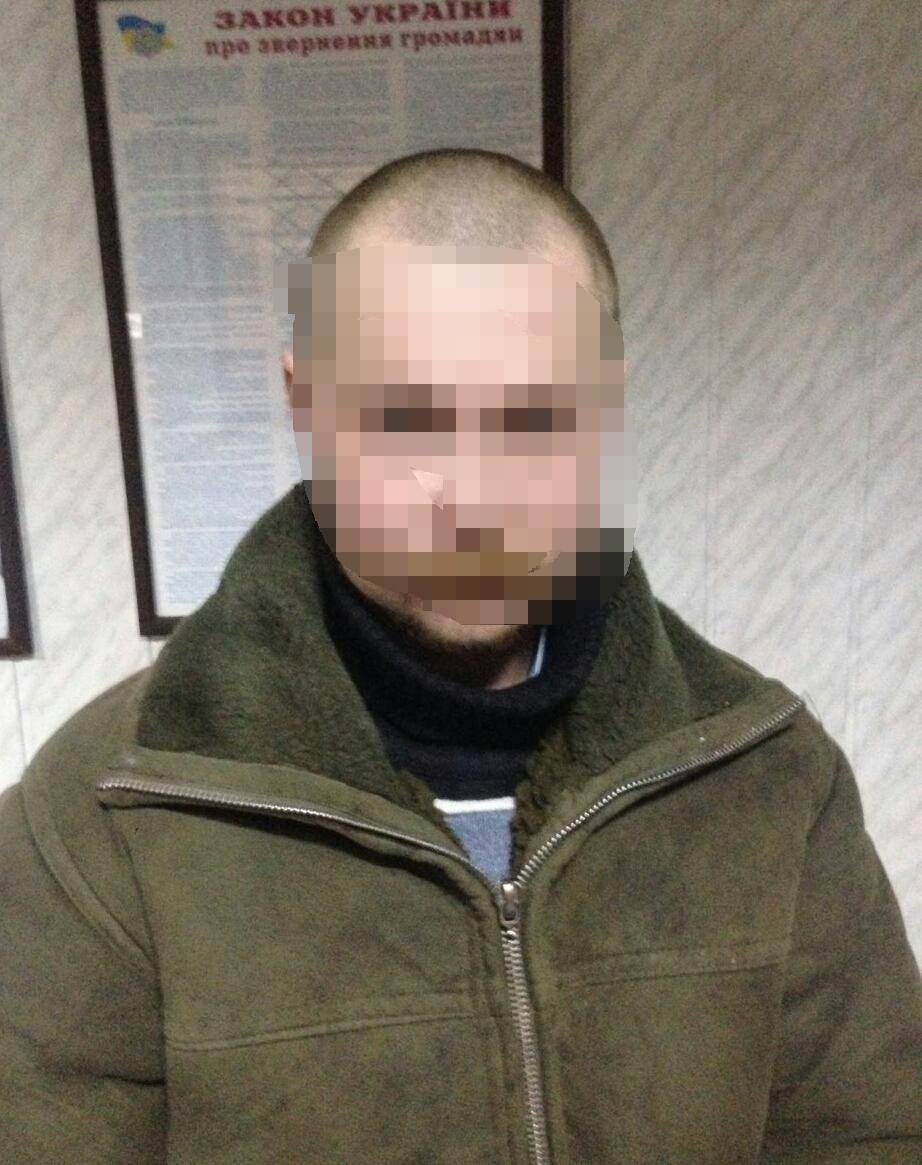 Под Житомиром задержан подозреваемый педофилии мужчина: фото