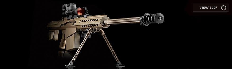 США вооружили Нацгвардию мощными винтовками и гранатами: фото