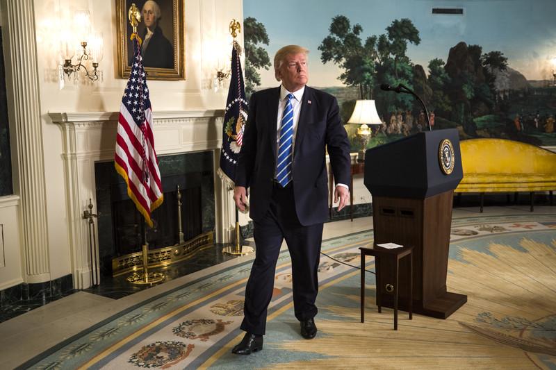 Дональд Трамп (Фото EPA)