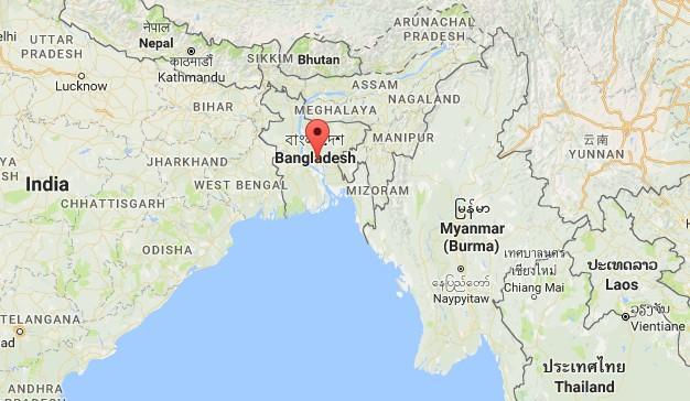 Бангладеш хочет выселить беженцев на затапливаемый остров
