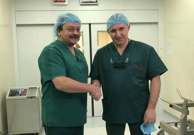 В Киеве провели уникальную и снижающую расходы операцию на сердце
