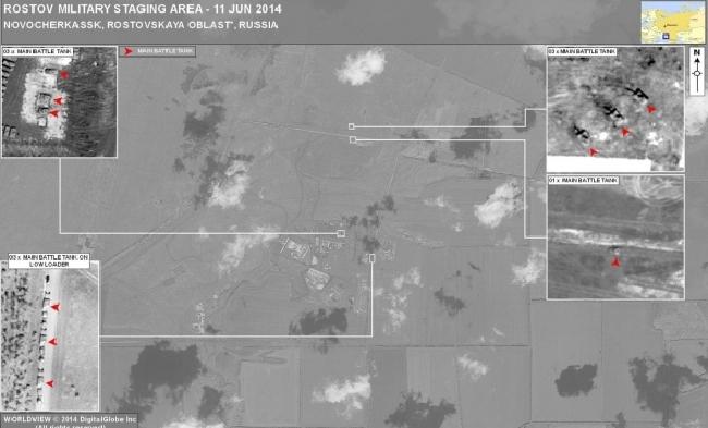 НАТО подтверждает вхождение в Украину техники из арсенала РФ