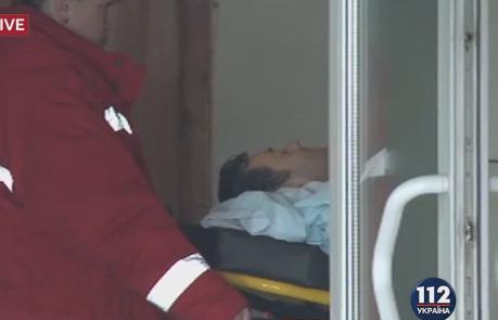 Насирова вывезли из Феофании в другое медучреждение