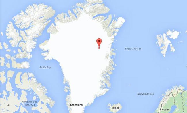 В Гренландии откололся ледник, способный поднять уровень океана