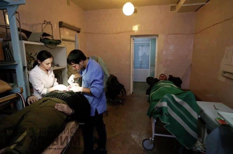 Волонтеры призывают добрать средства на прицелы и медоборудование