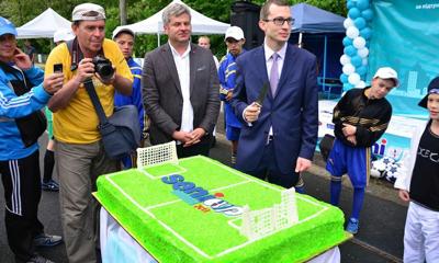 В Киеве прошел финал футбольного турнира Seni Cup 2013