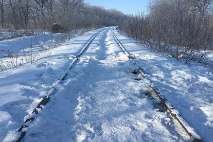 ВЛуганской области повредили ж/д пути, ведущие вОРДЛО
