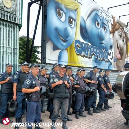 Свобода - Кириллу: Столица Руси приветствует гостей из провинции