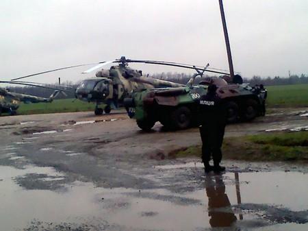 В Харьковской области милиция перешла на усиленный режим службы