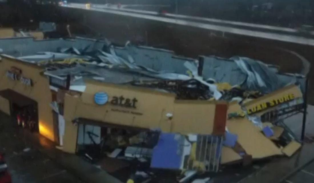 Шторм на восточном побережье США - погибли 20 человек: фото