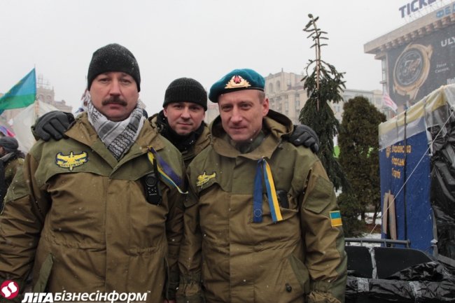 Евромайдан, день 17-й: хроника