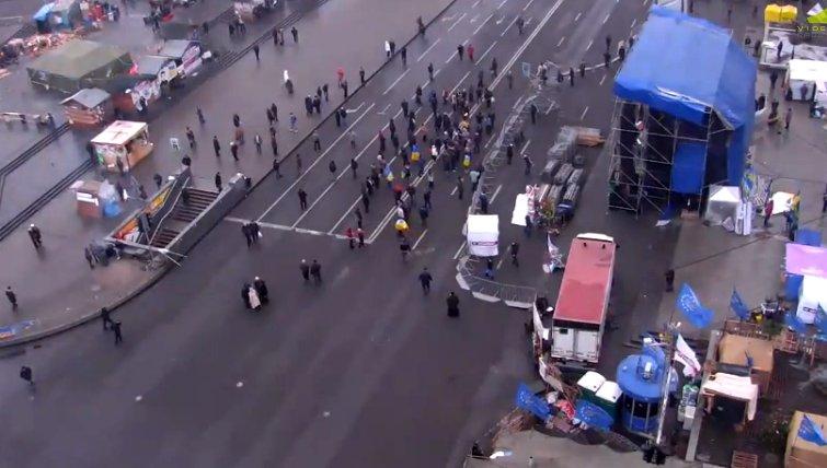 Евромайдан, день 43-й: хроника