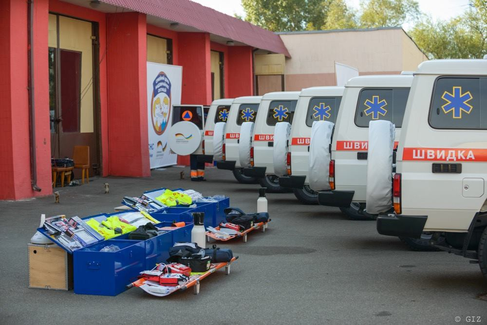 Германия выделила €15 миллионов для украинских переселенцев