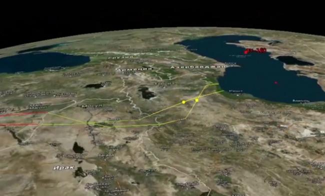 В Пентагоне подтвердили падение российских ракет в Иране