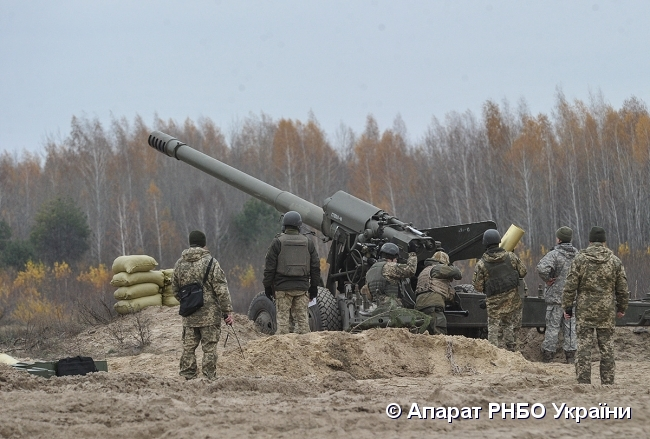 Под Киевом успешно испытали украинские боеприпасы: фото, видео