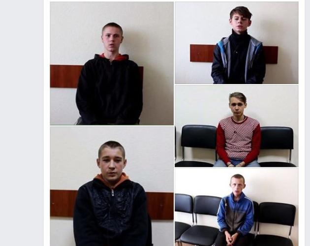 Геращенко призывает проверить данные озадержании детей вОРДО