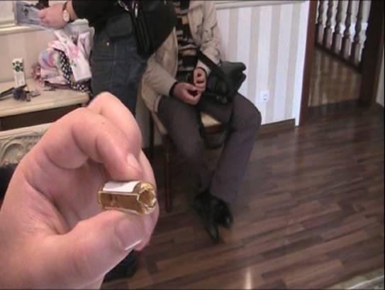 На Киевщине задержана семья с наркотиками на сумму 100 тыс грн