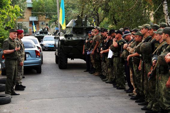 Полиция Донецкой области переходит в усиленный режим работы