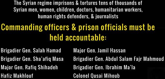 В Совбезе ООН назвали имена военных преступников режима Асада