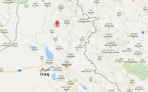 Ирак начал наступление на один из последних опорных пунктов ИГ
