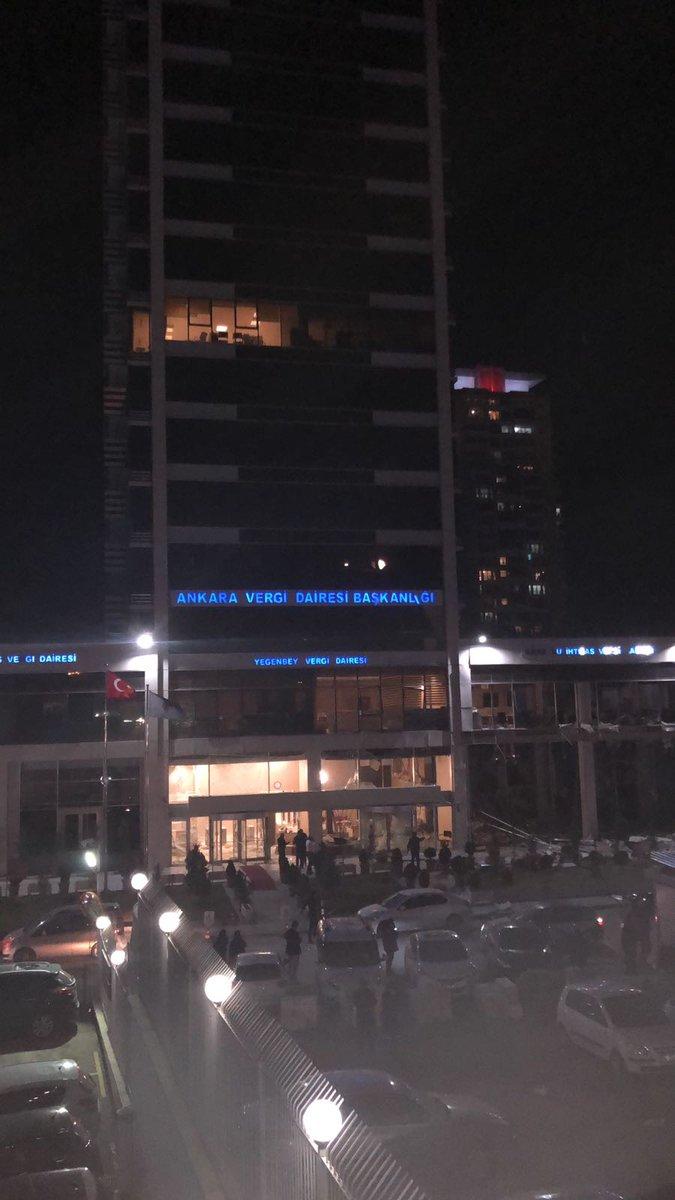 В центре Анкары прогремел мощный взрыв: фото