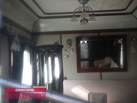 Російський патріарх їде в Україну на бронепоїзді: відео та фото