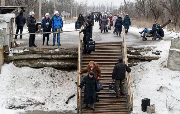 """""""Это ужас"""": ОБСЕ возмущена состоянием моста в Станице - фото"""