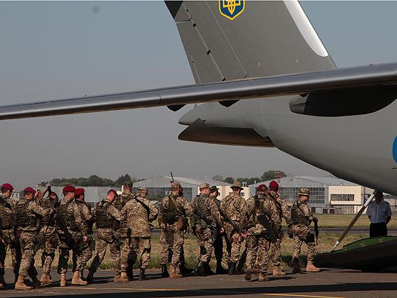 Аваков в сопровождении спецназа срочно прибыл в Николаев: фото