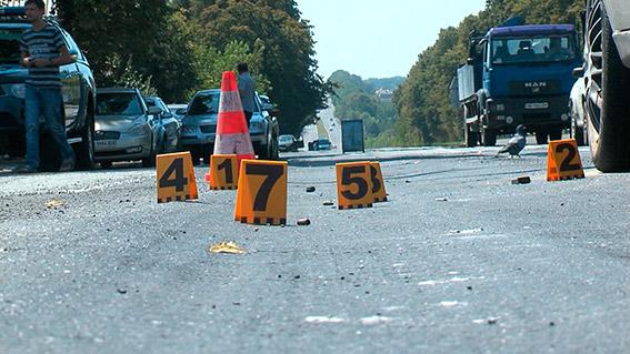 Стрельба в Виннице: водитель Daewoo застрелил двоих нападавших